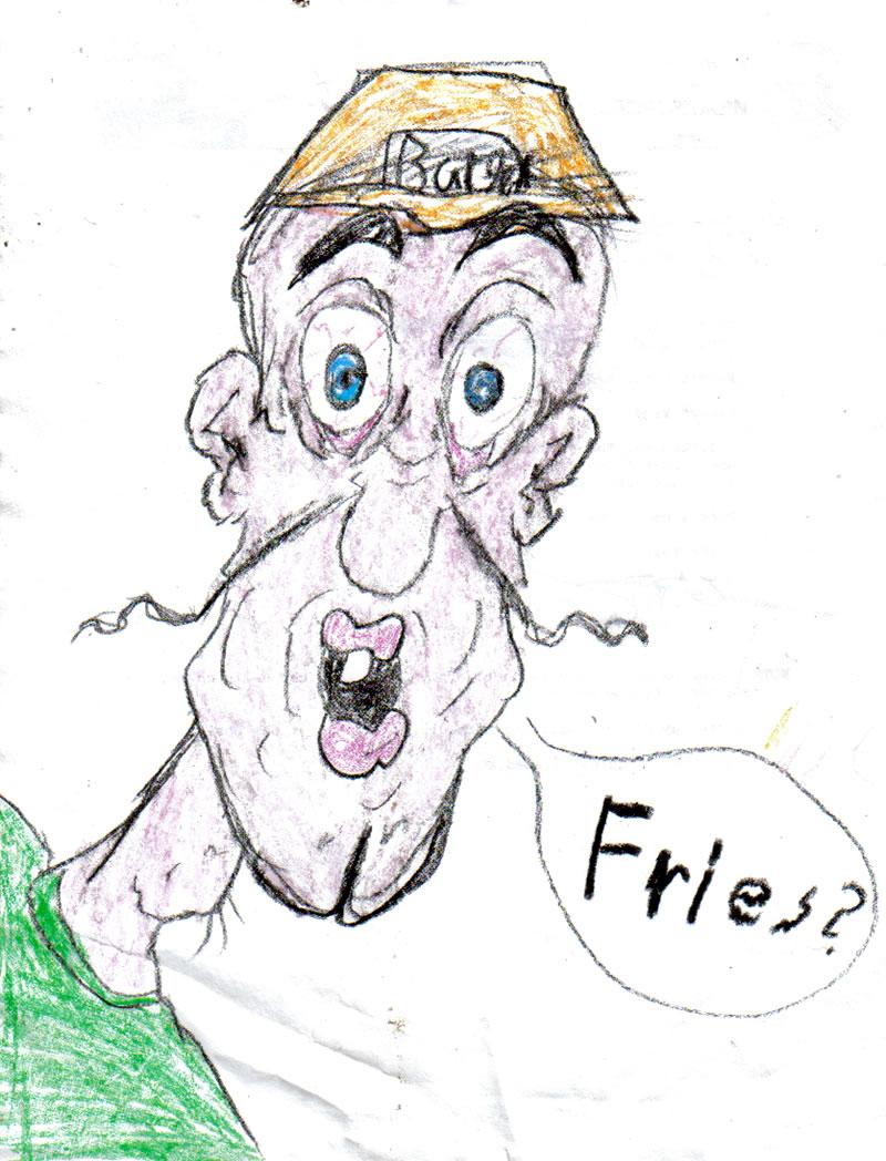 Eddyart - Fries?